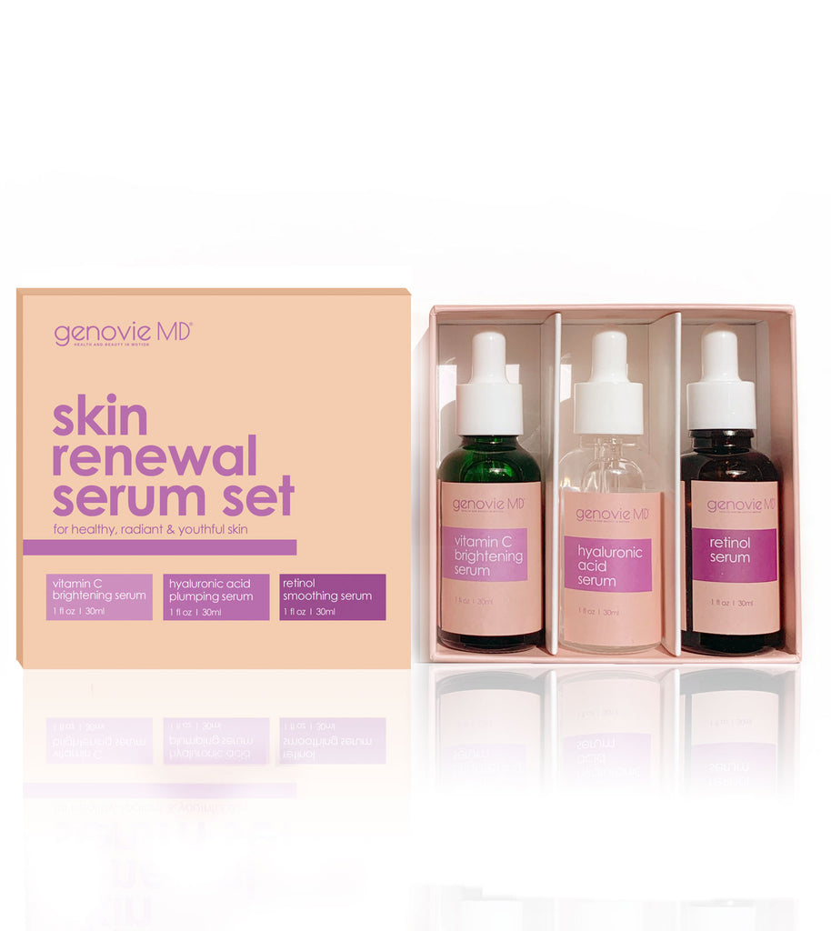 Skin Renewal Serum Kit