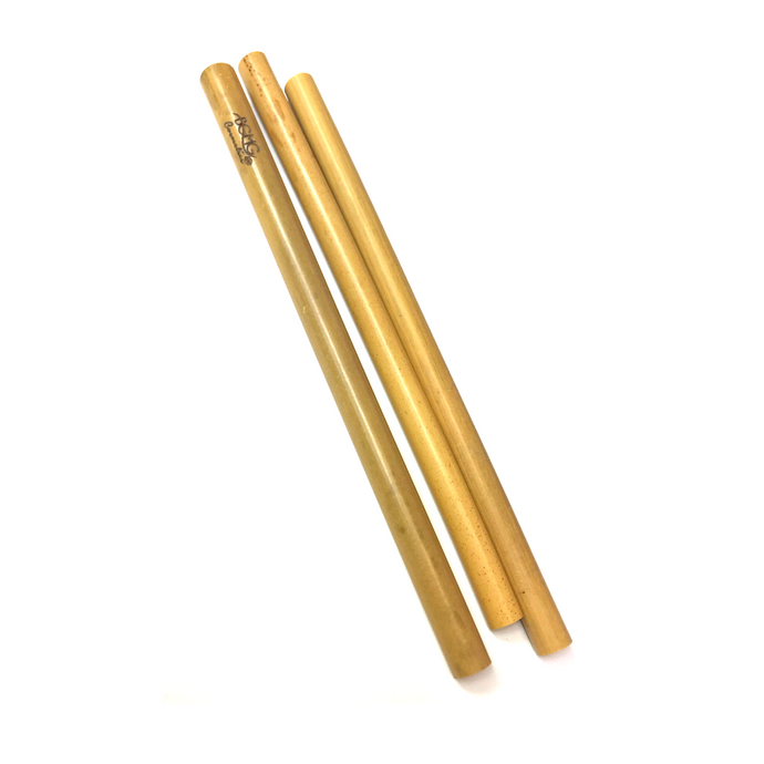 ECO-FRIENDLY Bamboo Straws (8 Pack)