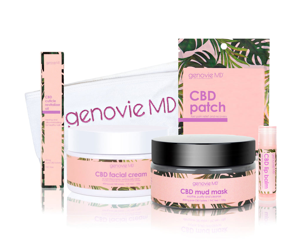 CBD Essentials Bundle