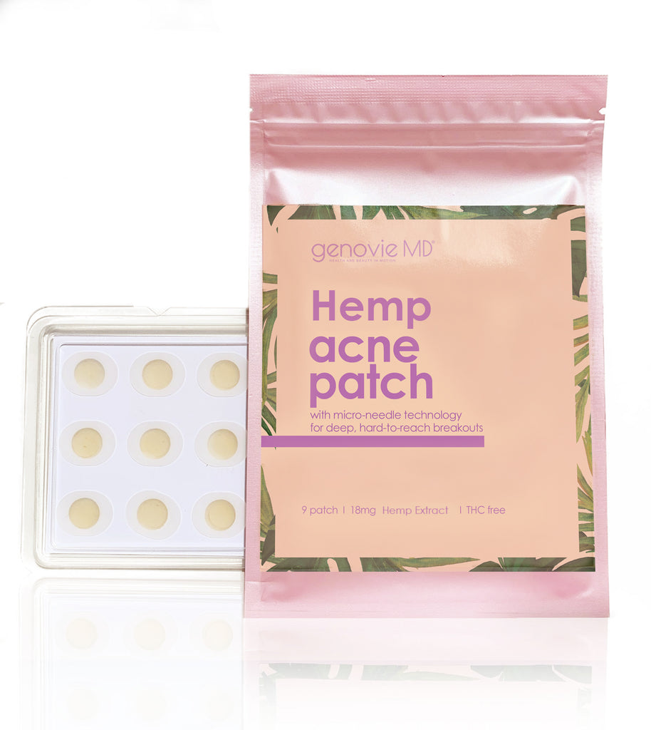 HEMP Acne Patch