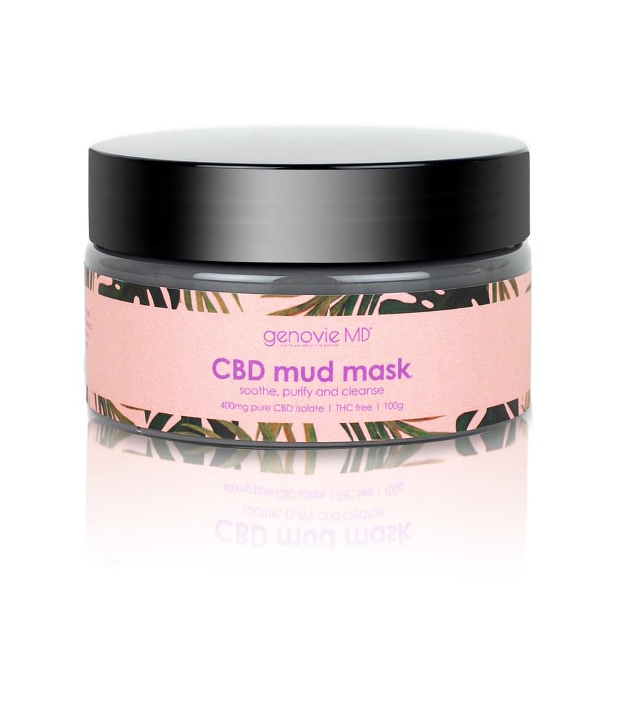 Hemp Mud Mask