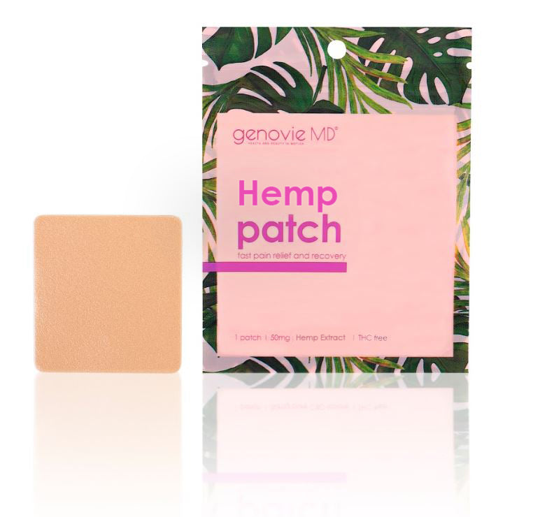 Hemp Regenerative Patch