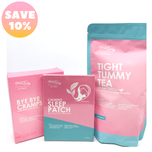 Comfort Patch Bundle