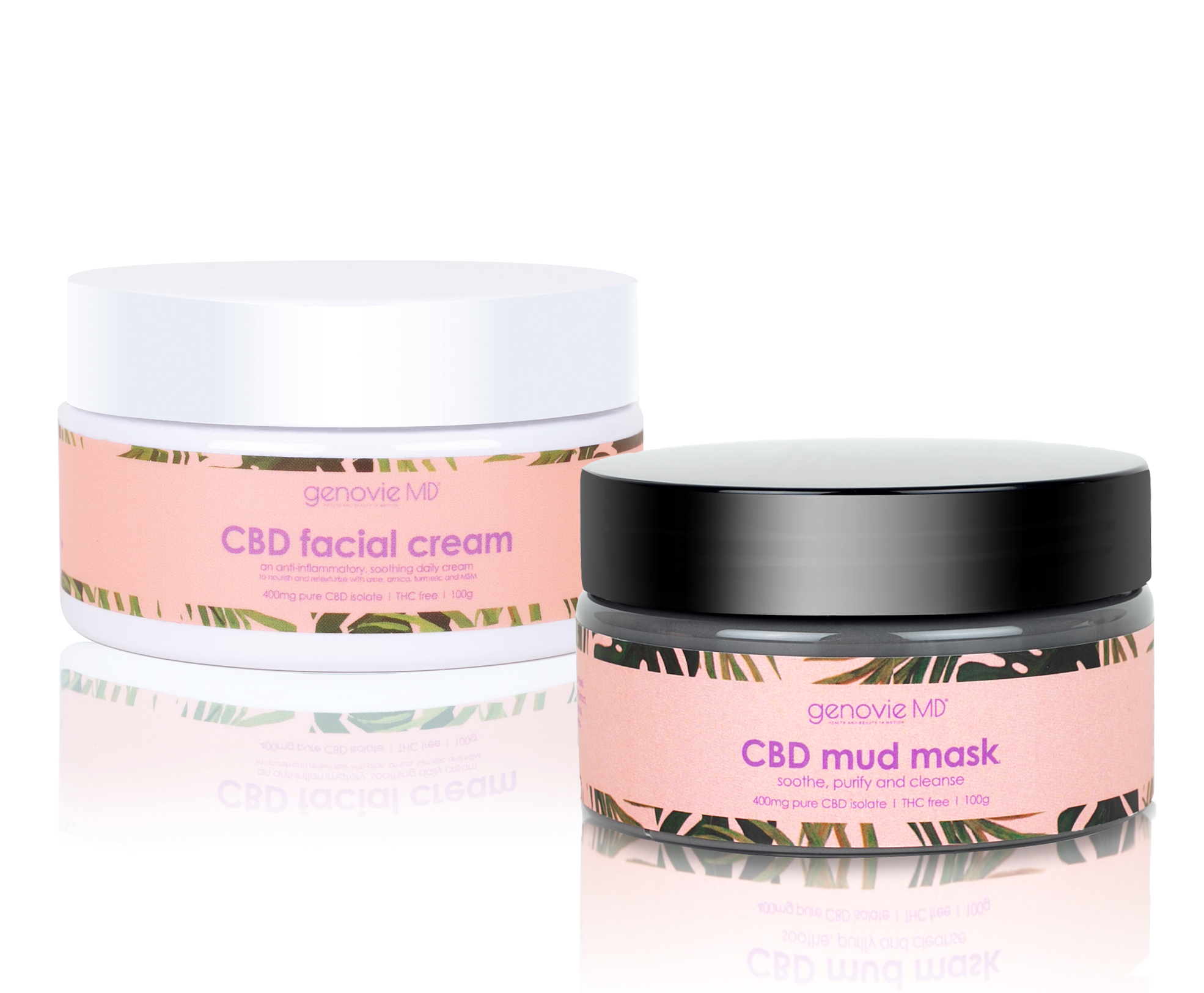 CBD Perfect Skin Bundle