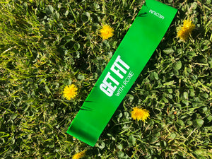 """Get Fit"" Resistance Bands"