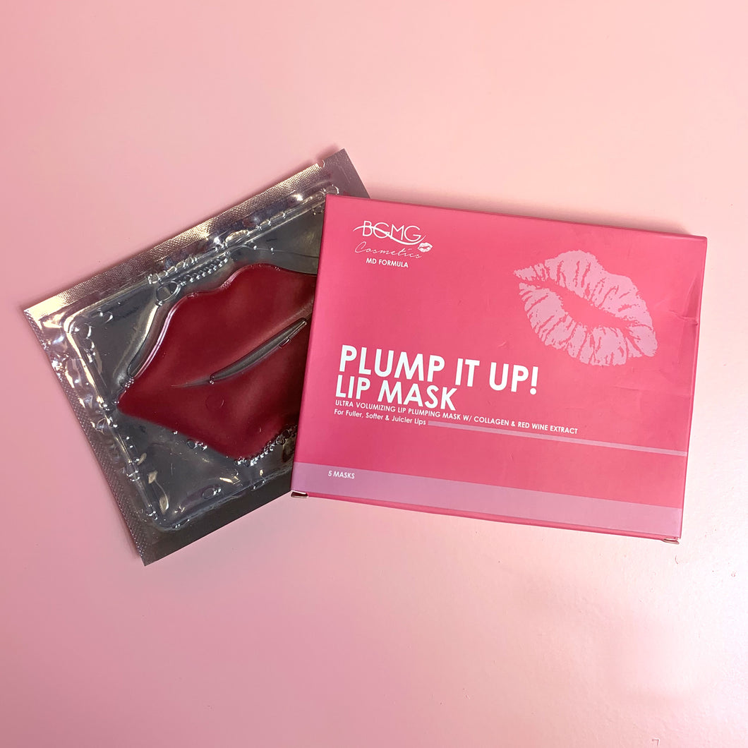 PLUMP IT UP! Lip Masks for Juicy, Full Lips
