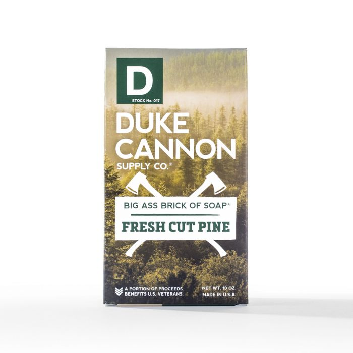 Fresh Cut Pine Big Ass Bar of Soap by Duke Cannon