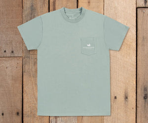 Southern Marsh Impressions Crab Tee