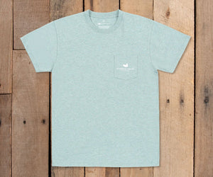 Southern Marsh Impressions Flounder Tee