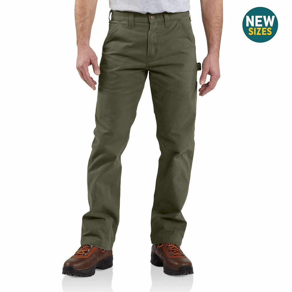 Carhartt Washed Twill Relaxed Fit Work Pant