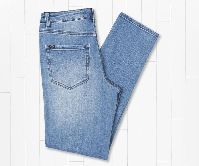 Southern Marsh Greenville Stretch Denim Pant