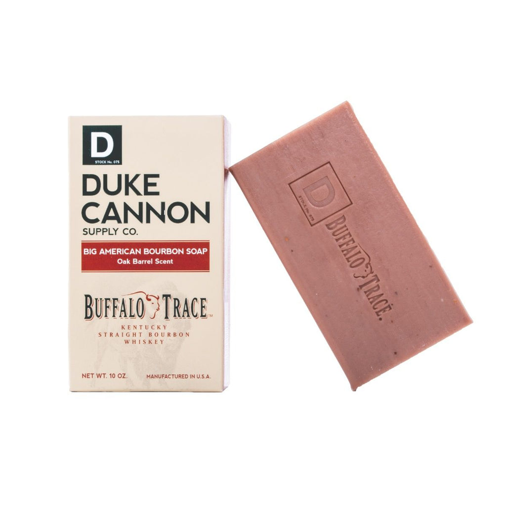 Buffalo Trace Big American Bourbon Soap by Duke Cannon