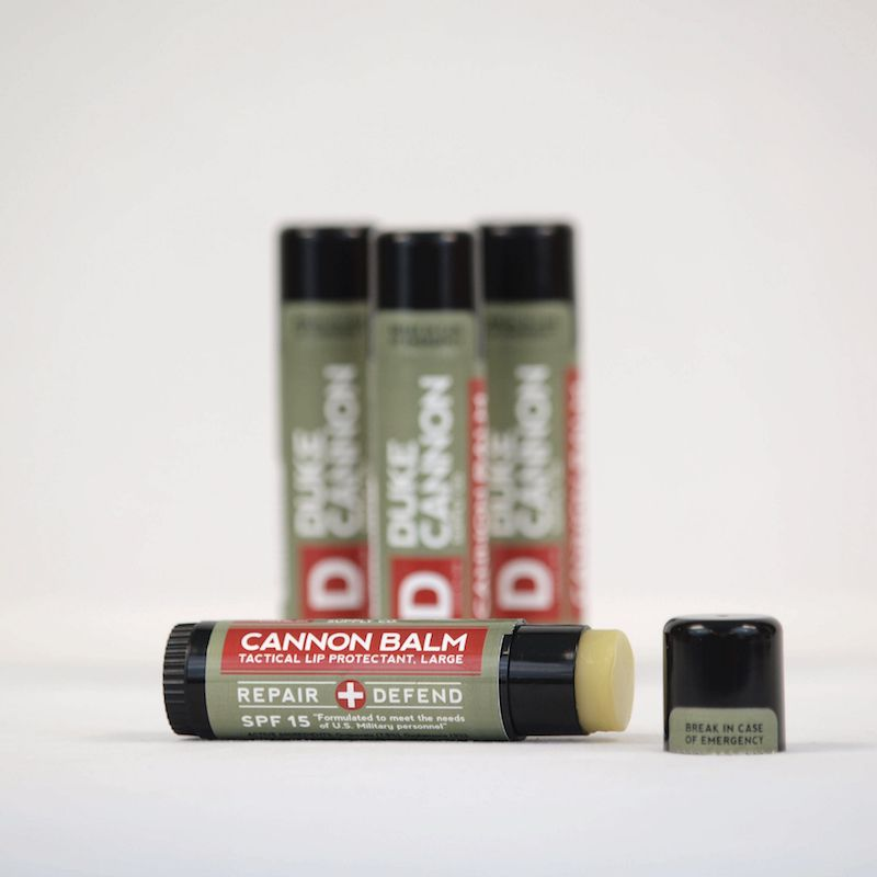 Cannon Balm Tactical Lip Protectant by Duke Cannon