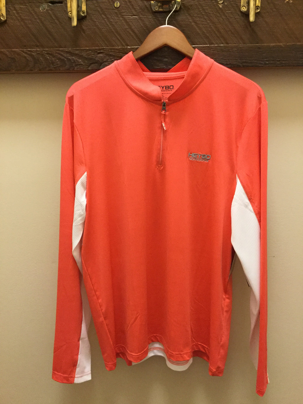 Heybo Wanderer Performance 1/4 Zip