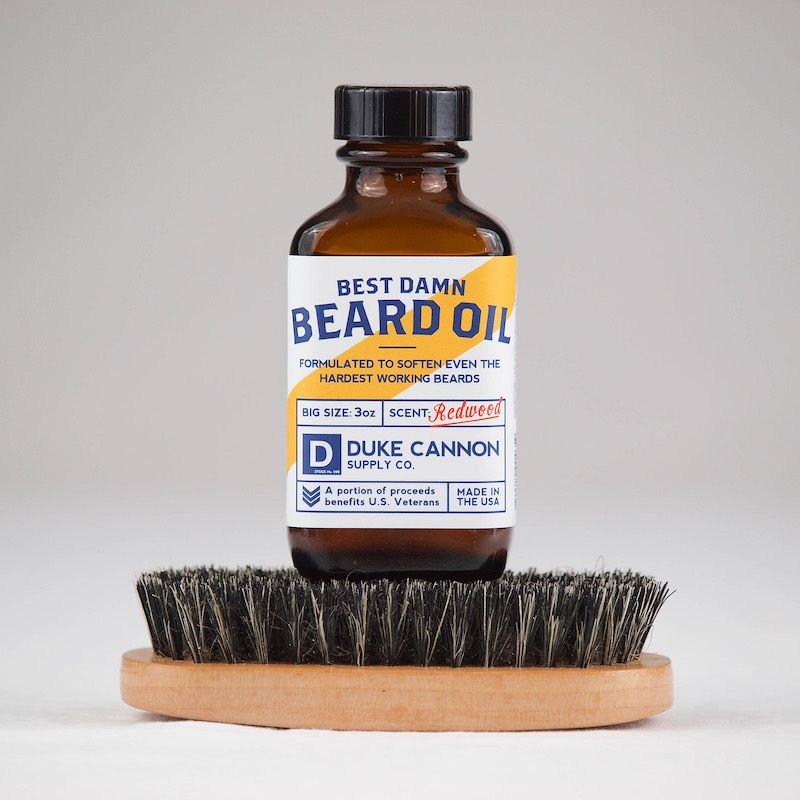 Best Damn Beard Oil by Duke Cannon