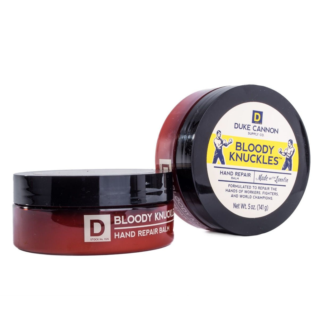 Bloody Knuckles Hand Repair Balm by Duke Cannon