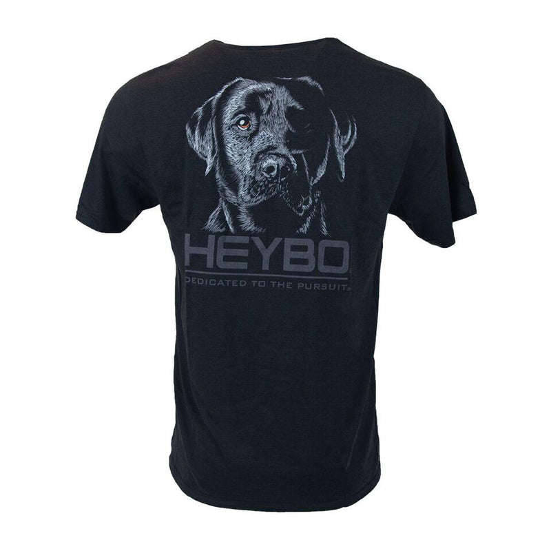 Heybo Back in Black SS Tee