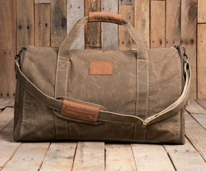 Southern Marsh Dewberry Garment Duffle
