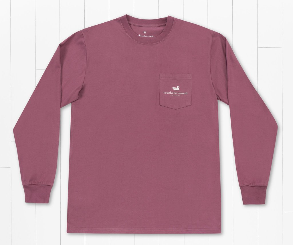 Southern Marsh Altitude -Tent LS Tee