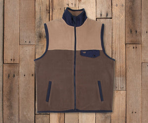 Southern Marsh FieldTec Snap Fleece Vest