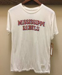 Retro Brands Ole Miss Tee