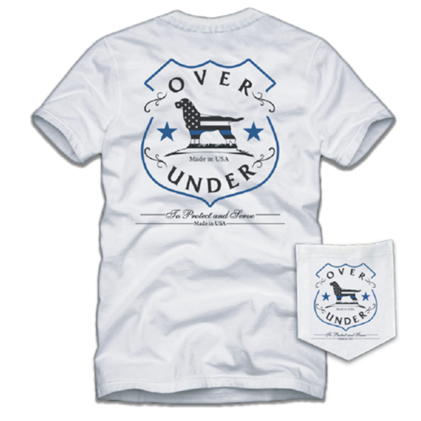 Over Under Protect & Serve T-shirt