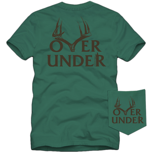 Over Under Bowhunter Tee