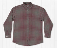 Southern Marsh Sabine Washed Check Dress Shirt