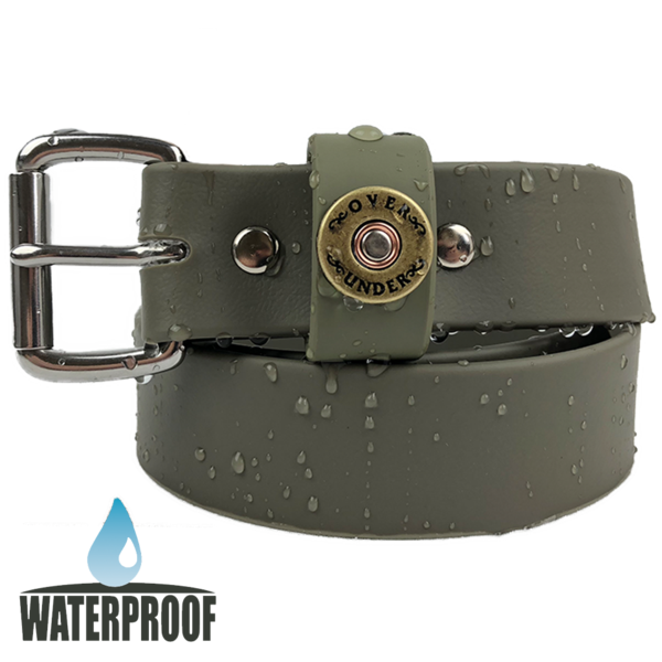 Over Under Waterproof Single Shot Belt