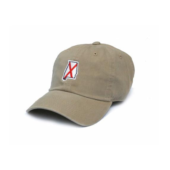 Alabama Traditional State Flag Hat by State Traditions