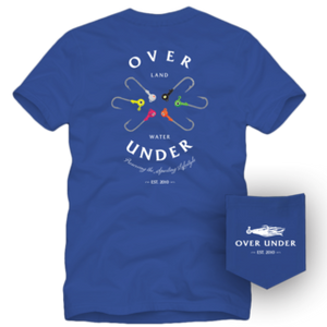 Over Under S/S Jig Heads Tee