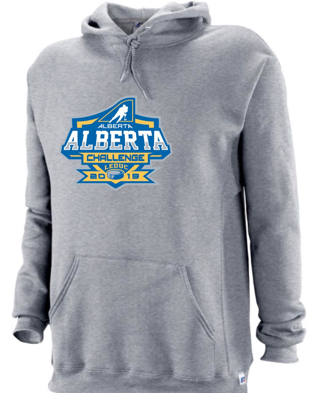 Alberta Challenge  Dri-Power Fleece Hooded Pullover