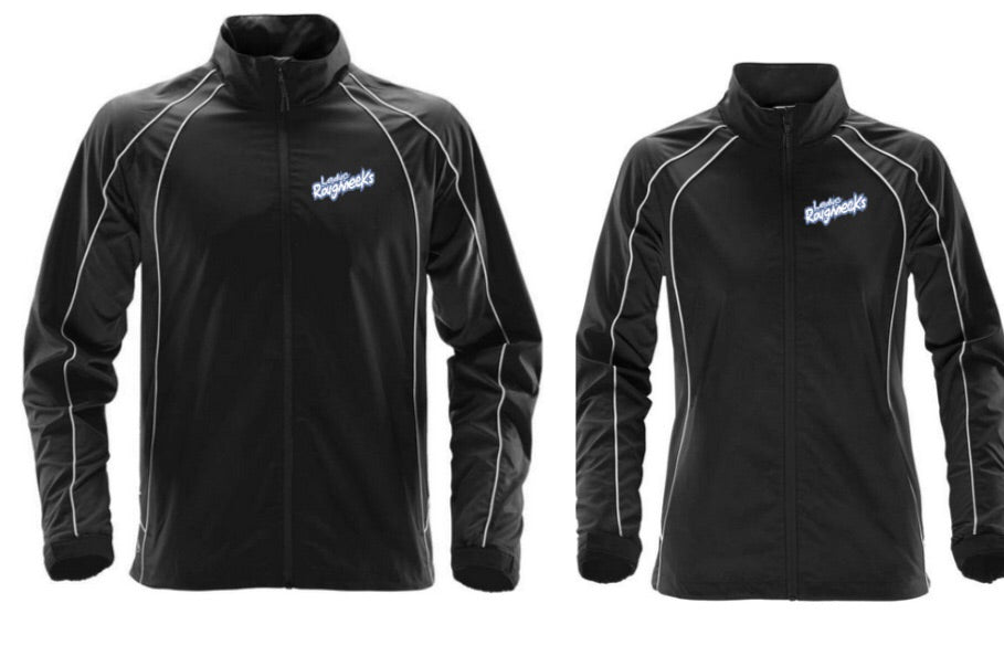 Warrior Training Jacket