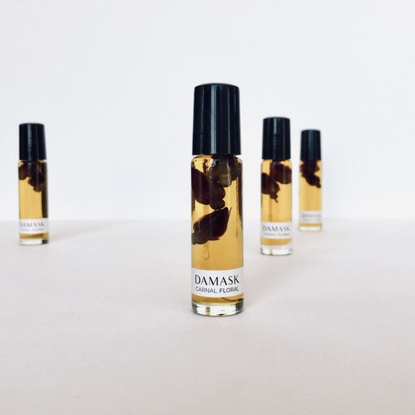 DAMASK Perfume Oil  |  10ml