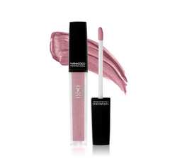 Nanacoco Professional Shimmertallics Lipgloss in the shade Hollywood Fever