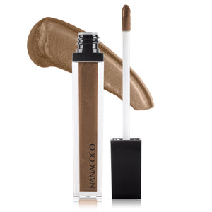 Lip Gloss - Dark Brown - Choco Latte