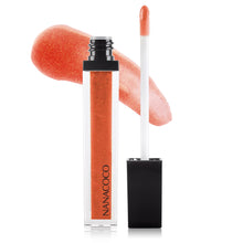 Load image into Gallery viewer, Lip Gloss Tangerine Tango  Sparkle Orange