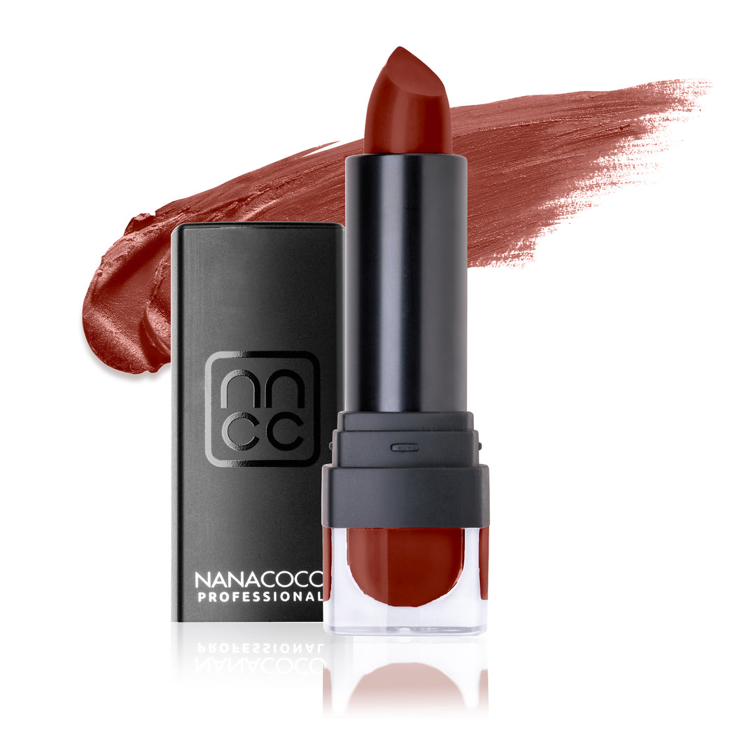 Matte Madness Lipstick Catwalk Deep Red