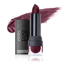 Load image into Gallery viewer, Matte Madness Lipstick Guilty Warm Toned Dark Brown