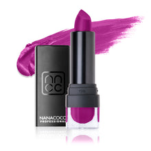 Load image into Gallery viewer, Matte Madness Lipstick Ravishing Bright Purple-Pink