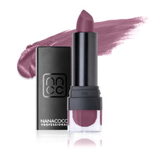 Load image into Gallery viewer, Matte Madness Lipstick Warm Up Medium Pink-Brown