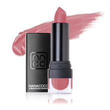 Load image into Gallery viewer,  Matte Madness Lipstick Hey Rose Bright Coral