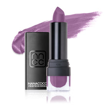 Load image into Gallery viewer, Matte Madness Lipstick Rebellious Bright Purple