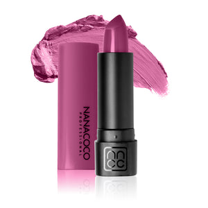 Luxe Lip Lipstick Crushin'  Medium Cool Toned Pink-Purple