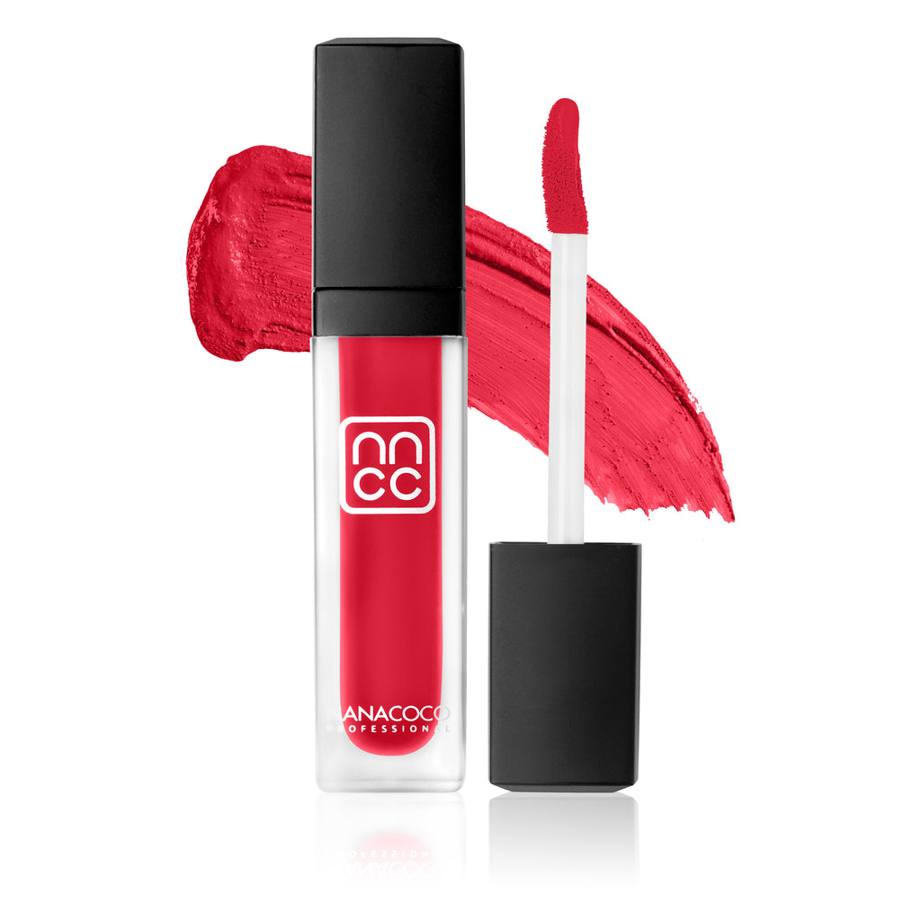 Lipfinity Long Lasting Matte Lipcreme Blood Orange Bright Red-Orange