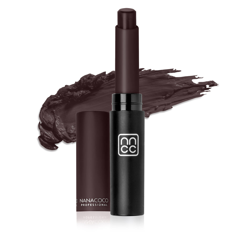 Liptastic Lipstick Triple Chocolate Cake Dark Brown