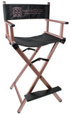 Nanacoco PRO Makeup Chair Rose Gold