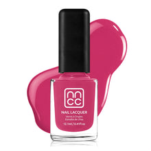 Load image into Gallery viewer, Nail Polish Rose Petals 0.41fl.oz/12.1ml Hot Pink