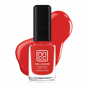 Nail Polish Paradise Island 0.41fl.oz/12.1ml Orange Red