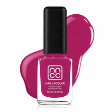 Load image into Gallery viewer, Nail Polish Full Bloom Magenta